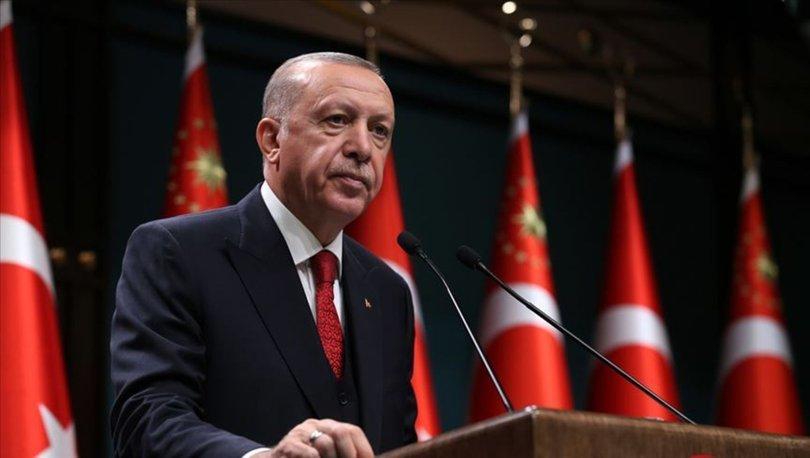 Son dakika: Cumhurbaşkanı Erdoğan'dan önemli açıklamalar - Haberler