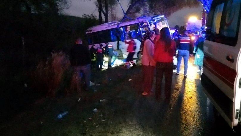 Son dakika: Tarım işçileri kaza yaptı: 1 ölü, 23 yaralı! - Haberler