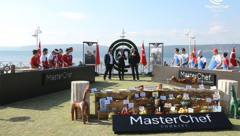 MasterChef Türkiye ekibi Çanakkale'de! MasterChef Türkiye Çanakkale'nin neresinde çekiliyor?