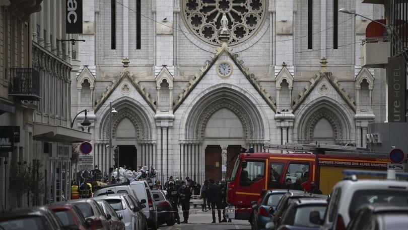 Son dakika haberi: Fransa'daki saldırıya dünyadan tepki! - Haberler