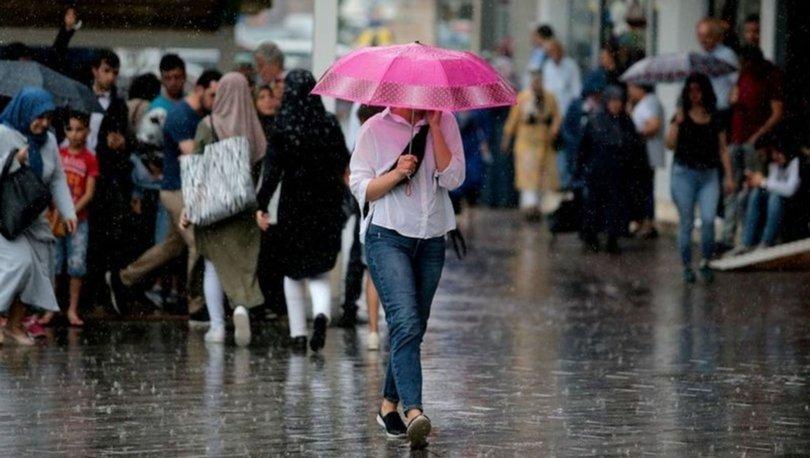 İstanbul'da hava durumu yarın nasıl, yağmur yağacak mı? 30 Ekim İstanbul'a sağanak yağış uyarısı