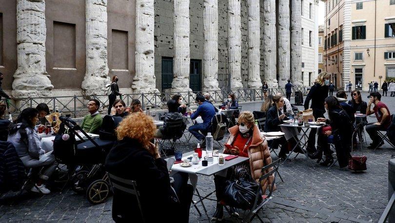 Son dakika: İtalya ve İngiltere'de koronavirüs vaka sayılarında korkutan artış! - Haberler