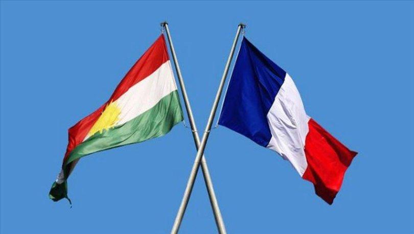 SON DAKİKA FRANSA'YA DESTEK! IKBY'den Fransa'ya destek ziyareti! - Haberler