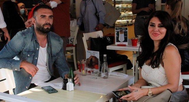 Ebru Polat'ın sevgilisi: Sonunda evleneceğiz galiba - Magazin haberleri