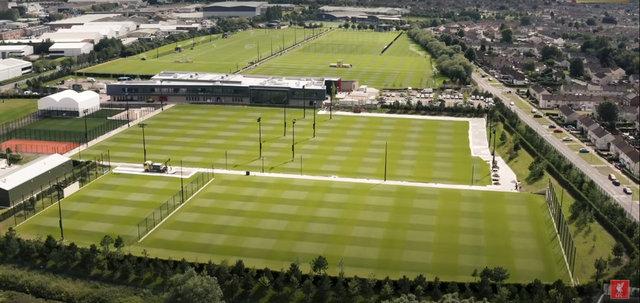Liverpool'un 50 milyon sterlinlik tesisi - Spor haberleri