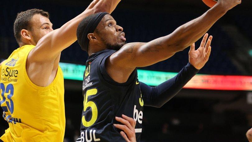Maccabi Playtika: 65 - Fenerbahçe Beko: 75 | MAÇ SONUCU