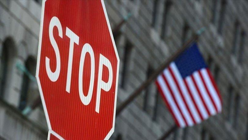 Son dakika: ABD'den yaptırım kararı: İranlı 8 şirket ve...