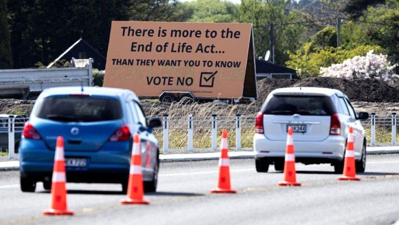 Son dakika: Yeni Zelandalılar ötanaziye