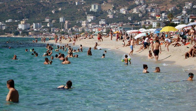 Son dakika! Eylülde yabancı ziyaretçi sayısı yüzde 59 azaldı -haberler