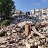 İzmir deprem görüntüleri