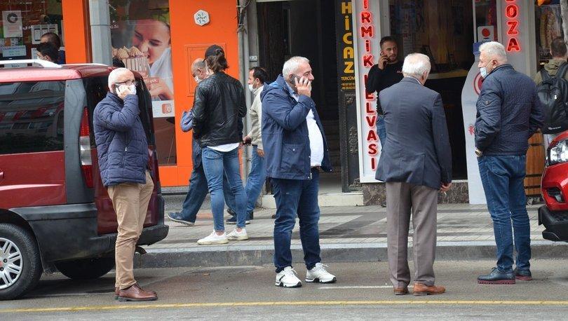 İzmir deprem son dakika! AFAD deprem sonrası SMS ve internetin tercih edilmesini tavsiye etti