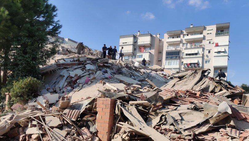 Son dakika: Dünyadan İzmir'deki deprem için destek mesajları! - Haberler