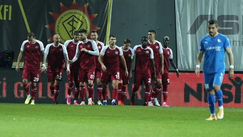 Fatih Karagümrük: 5 - BB Erzurumspor: 1 | MAÇ SONUCU