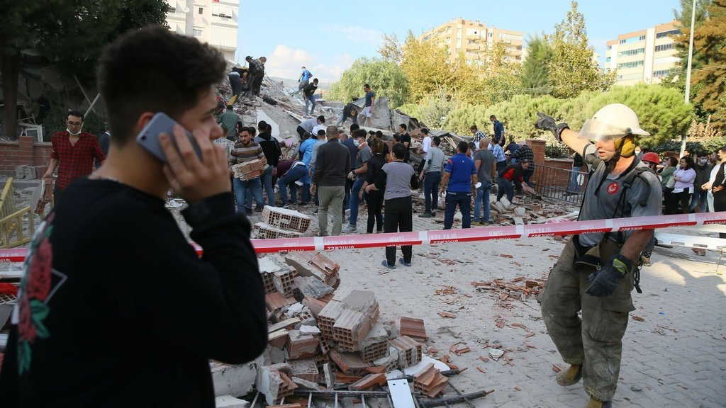 Deprem sonrası operatörlerden açıklama