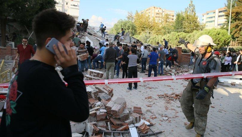 İzmir deprem son dakika Deprem sonrası operatörlerden ücretsiz konuşma ve internet