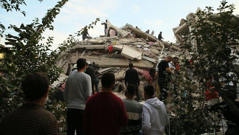 Son dakika Aydın Kuşadası'nda 5.1 büyüklüğünde deprem! Son depremler