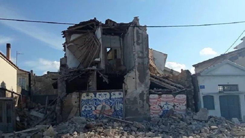 Son dakika: İzmir'deki deprem Yunanistan'ın Sisam Adasında böyle hissedildi! - Haberler