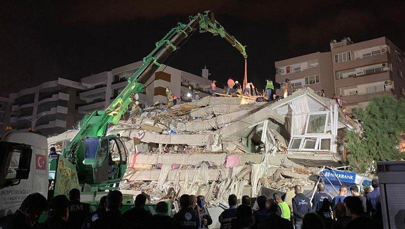 Doğanlar Apartmanı niye çöktü? İzmir depreminin ortaya koyduğu ağır hasar! - Haberler