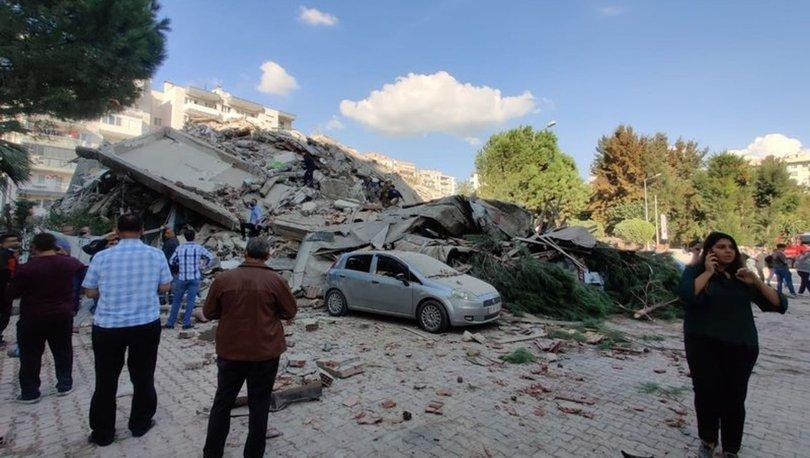 İzmir deprem son dakika: İzmir'de 6,6 büyüklüğünde deprem! 25 kişi öldü, 804 kişi yaralı