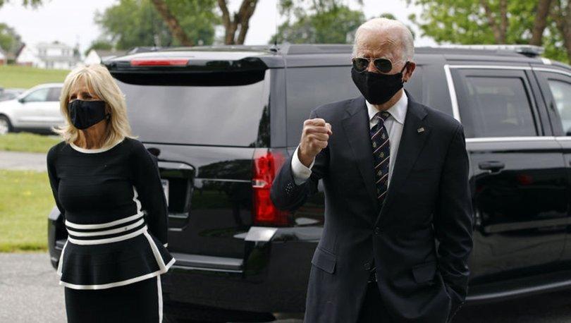 Joe Biden: Eşiml Jill ve ben Yunanistan ve Türkiye halkına dualarımızı gönderiyoruz