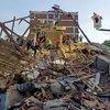 Türkiye deprem tehlike haritası ekranı