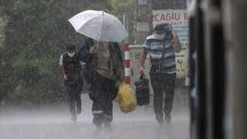 31 Ekim Cumartesi İstanbul'da hava nasıl olacak? 31 Ekim 2020 detaylı hava tahmini