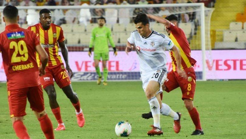 Beşiktaş'ın konuğu Yeni Malatyaspor