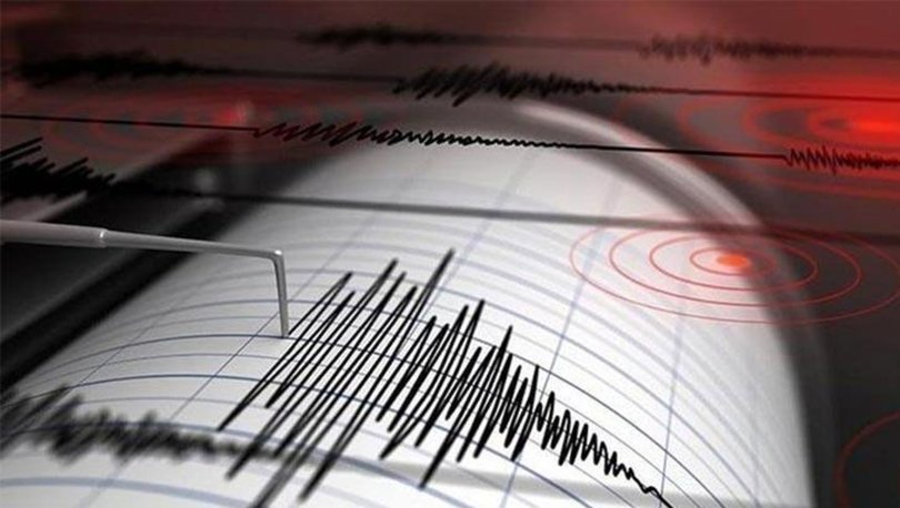 Son dakika: Ege Denizi'nde 5 büyüklüğünde yeni deprem!