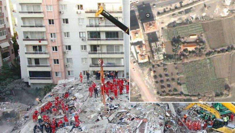 SULAK BOSTANA APARTMAN! Birçok kişiye mezar oldu! İzmir deprem haberleri - Haberler