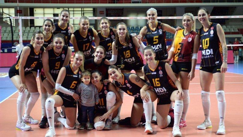 Galatasaray HDI Sigorta: 3 - PTT: 0