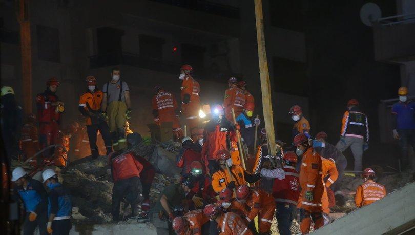 Son dakika İzmir'de son durum! Enkaz altından bir kişi daha çıkarıldı!