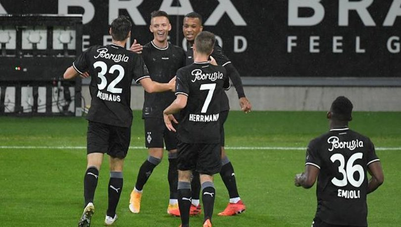 Mönchengladbach: 1 - Leipzig: 0 MAÇ SONUCU