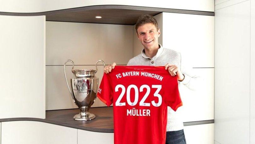 Thomas Müller, Kahn'ın rekorunu egale etti