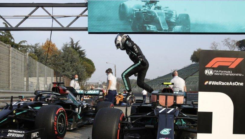 Mercedes üst üste 7. kez şampiyon oldu