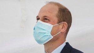 'Prens William'ın 'Nisan ayında test sonucu pozitif çıktı'