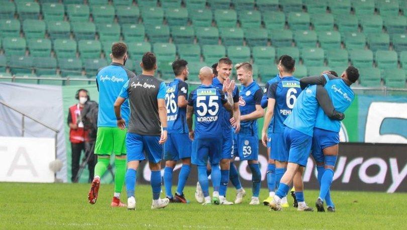 Çaykur Rizespor, Süper Lig'de yenilmezlik serisini 5 maça yükseltti - Haberler