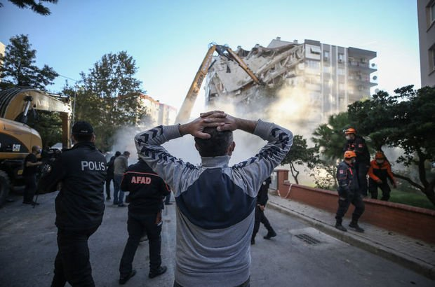 Son depremler (AFAD ve Kandilli)