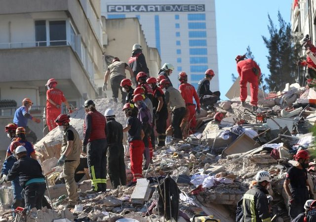 3 Kasım AFAD ve Kandilli Rasathanesi son depremler listesi - Son dakika en son nerede deprem oldu?
