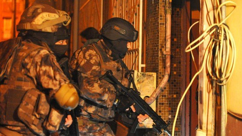 FETÖ'nün polis akademisi yapılanmasına operasyon