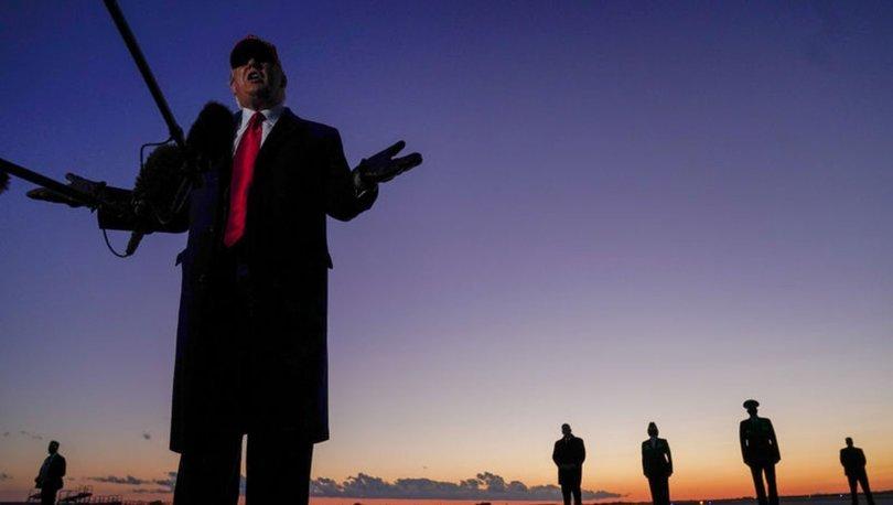 Son dakika! ABD seçimleri öncesi Twitter'dan Trump'a etiket! - Haberler