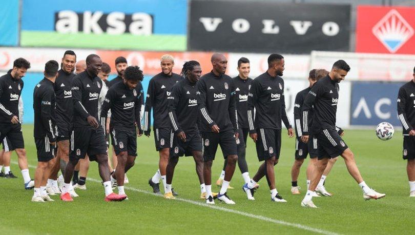 Beşiktaş, Gaziantep hazırlıklarını sürdürdü
