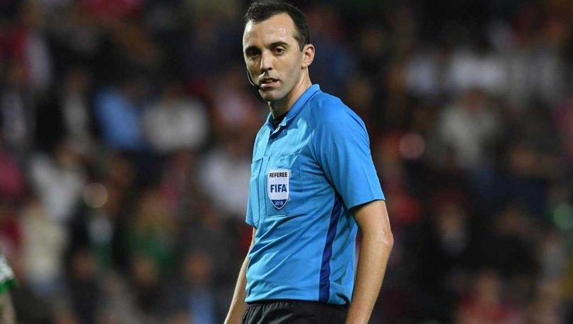 Sivasspor - Karabağ maçını Joao Pinheiro yönetecek
