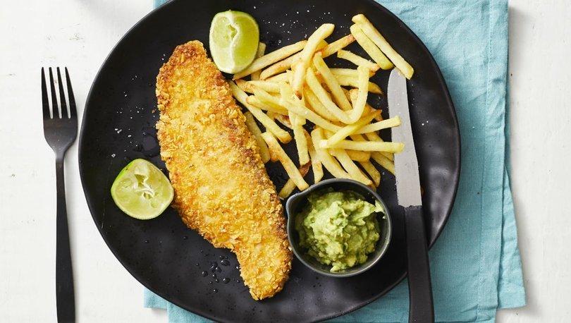 Balık şinitzel tarifi, nasıl yapılır?