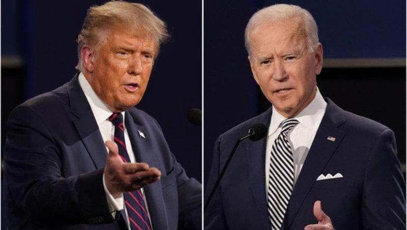 ABD seçim sonuçları CANLI yayınlanıyor! ABD başkanı kim olacak, Trump mı, Biden mı? 2020 Amerika Seçimleri