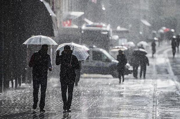 Meteoroloji uyardı! 4 Kasım 2020 detaylı hava durumu