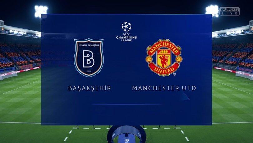 Başakşehir Manchester United maçı ne zaman, saat kaçta? Başakşehir maçı hangi kanalda yayınlanacak? İlk 11'ler