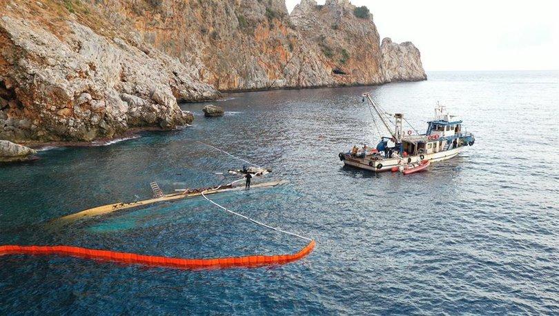 Son dakika: Antalya'da batan tekneyle ilgili önemli gelişme! - Haberler
