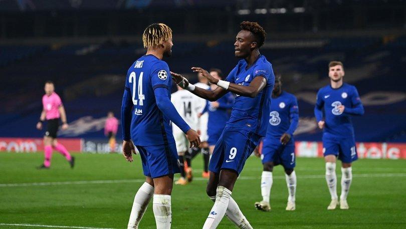 Chelsea: 3 - Rennes: 0 | MAÇ SONUCU