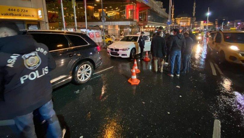 İstanbul'daki uygulamalarda aranan 371 şüpheli yakalandı