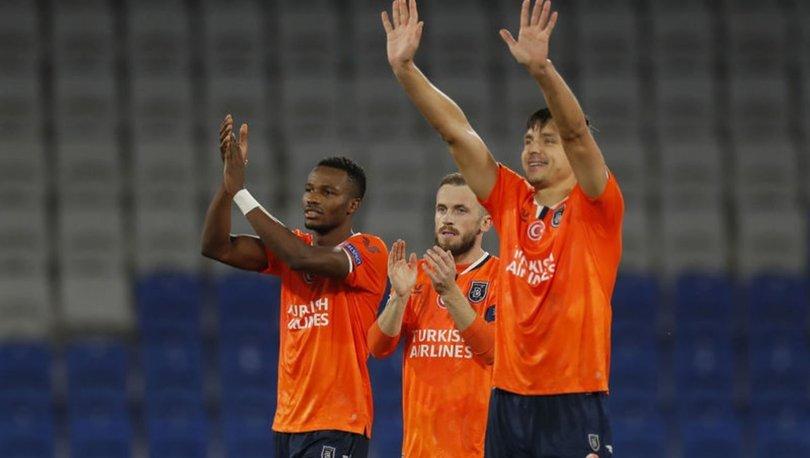 Başakşehir Şampiyonlar Ligi puan durumu! Başakşehir grupta kaçıncı sırada?